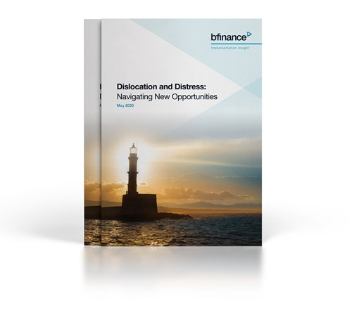 Dislocation and Distress: Navigating New Opportunities